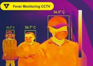 fever monitoring cctv leeds