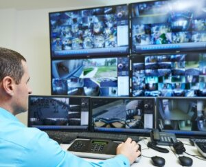 monitored cctv leeds